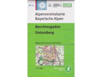 Berchtesgaden, Untersberg (DAV 22)