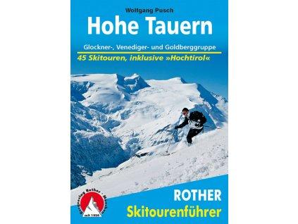 Hohe Tauern - skialpinistický průvodce