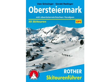 Obersteiermark - skialpinistický průvodce