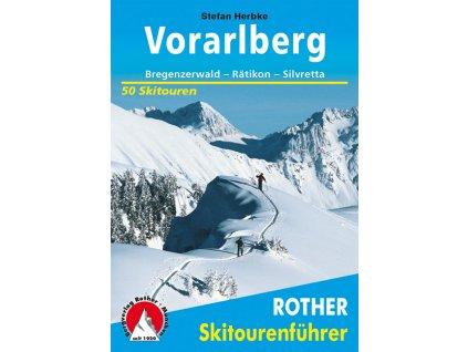 Vorarlberg - skialpinistický průvodce