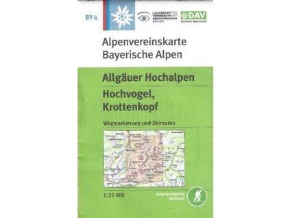 Allgäuer Hochalpen, Hochvogel, Krottenkopf (DAV 4)