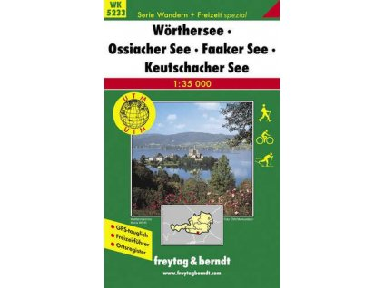 Wörther See, Ossiacher See, Faaker See, Keutschacher See (WK5233)