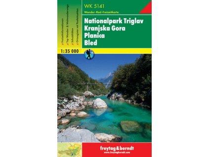 Nationalpark Triglav, Kranjska Gora, Planica, Bled (WK5141)