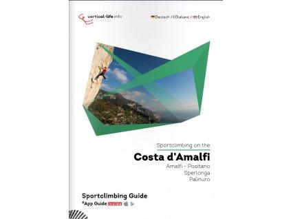 Sportclimbing on the Costa d'Amalfi - horolezecký průvodce
