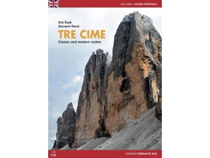 Tre Cime - horolezecký průvodce
