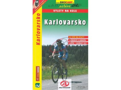 Karlovarsko – cykloprůvodce