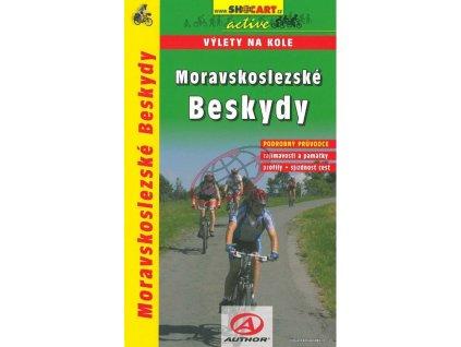 Moravskoslezské Beskydy – cykloprůvodce