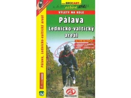 Pálava, Lednicko – Valtický areál - cykloprůvodce