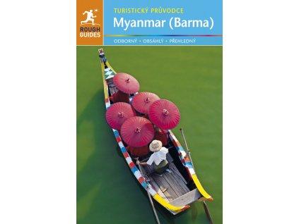 Myanmar (Barma) - turistický průvodce