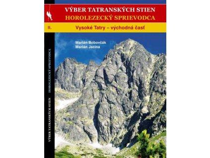 Výber tatranských stien - východná časť