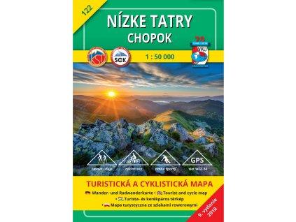 Nízké Tatry, Chopok (VKU č.122)