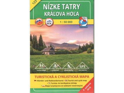 Nízké Tatry, Kráľova hoľa (VKU č.123)