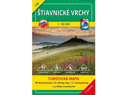 Štiavnické vrchy (VKU č.138)