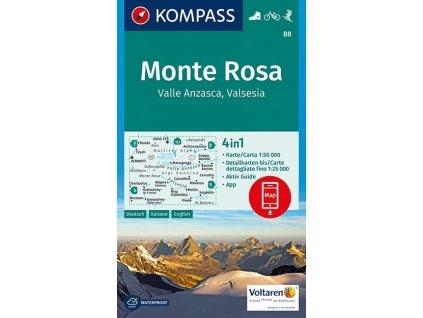 Monte Rosa (Kompass - 88)