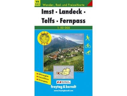 Imst, Landeck, Telfs, Fernpass (WK252)