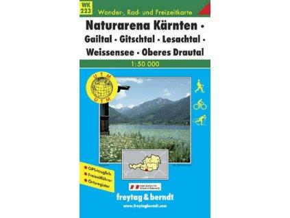 Naturarena Karnten, Gailtal, Gitschtal, Lesachtal, Weissensee (WK223)