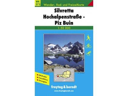Silvretta,  Hochalpenstraße, Piz Buin (WK373)