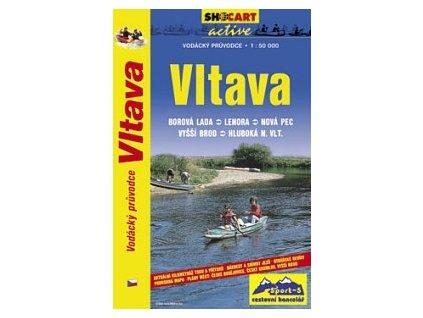 Vltava - vodácký průvodce