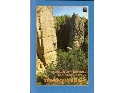 Broumovské stěny – Třešňová rokle - horolezecký průvodce