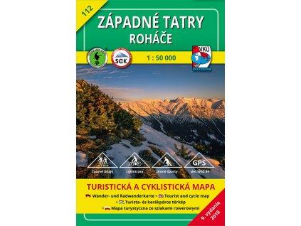 Západné Tatry, Roháče (VKU č.112)