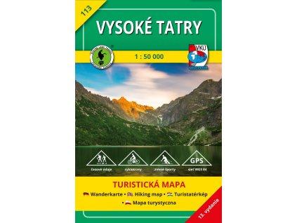 Vysoké Tatry (VKU č.113)