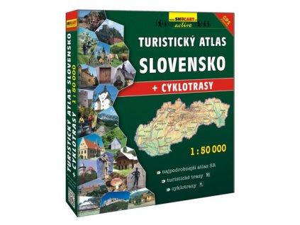 Turistický atlas Slovensko