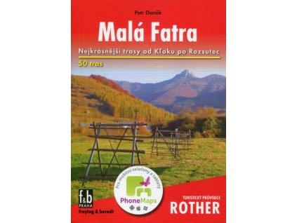 Malá Fatra - turistický průvodce