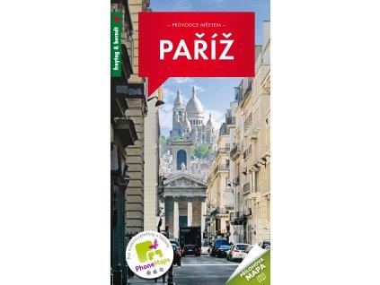 Paříž - průvodce městem