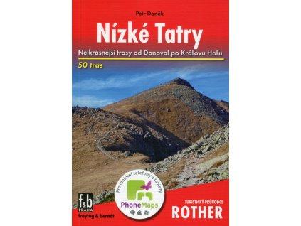 Nízké Tatry - turistický průvodce