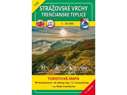 Strážovské vrchy, Trenčianske Teplice (VKU č.119)