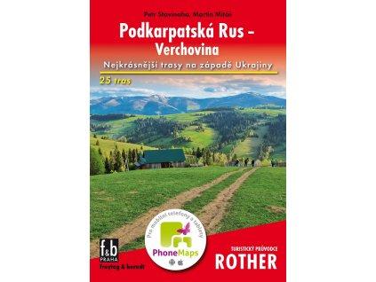Podkarpatská Rus, Verchovina - turistický průvodce