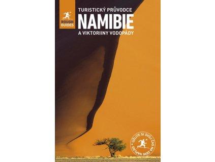 Namibie a Viktoriny vodopády