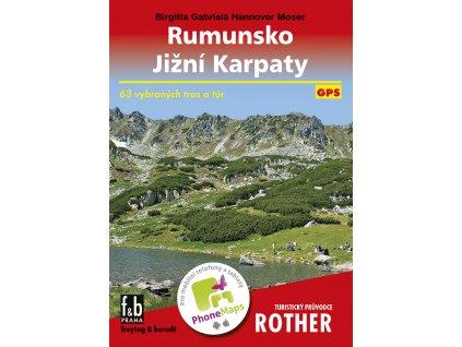 Rumunsko - Jižní Karpaty
