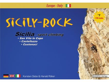 Sicily rock - sport climbing