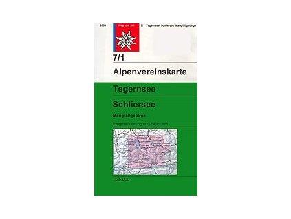 Tegernsee, Schliersee (letní + zimní) – AV7/1