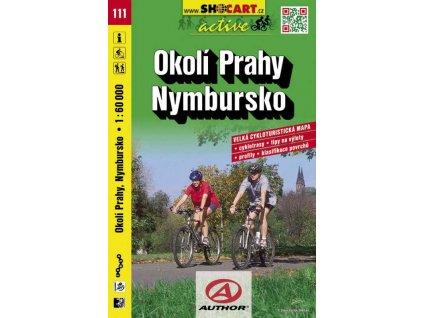 Okolí Prahy, Nymbursko (cyklomapa č. 111)