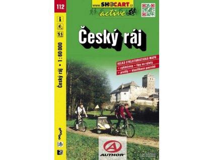 Český ráj (cyklomapa č. 112)