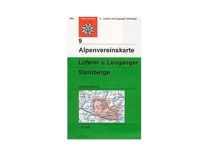 Loferer und Leoganger Steinberge (letní) – AV9
