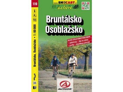 Bruntálsko, Osoblažsko (cyklomapa č. 119)