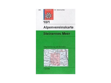 Steinernes Meer (letní + zimní) – AV10/1