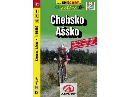 Chebsko, Ašsko (cyklomapa č. 120)