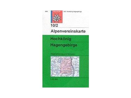 Hochkönig, Hagengebirge (letní + zimní) – AV10/2