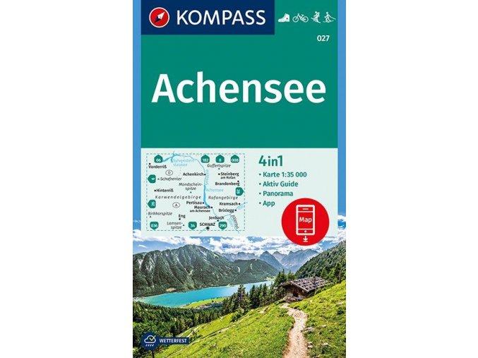 Achensee (Kompass, 027)