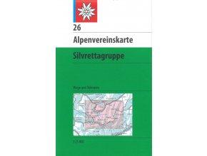 Silvretta (letní) – AV26