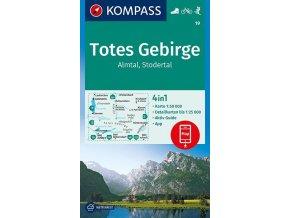 Almtal, Totes Gebirge (Kompass - 19)