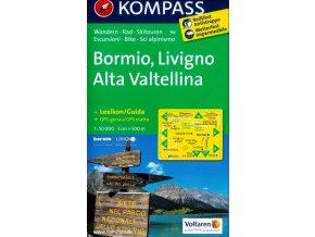 Bormio, Livigno, Valtellina (Kompass - 96)