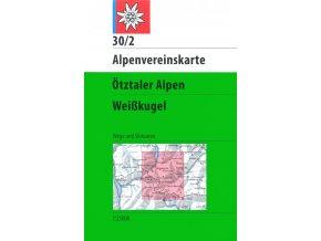 Ötztaler Alpen, Weißkugel (letní + zimní) – AV30/2