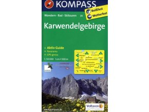 Karwendelgebirge (Kompass - 26)