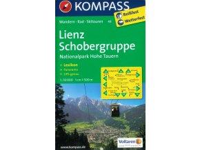 Lienz, Schobergruppe, Nationalpark Hohe Tauern (Kompass - 48)
