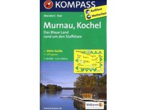 Murnau, Kochel, Staffelsee (Kompass - 7)